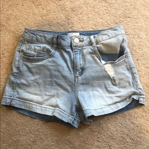Authentic American Heritage Jean shorts
